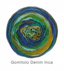 Gomitolo Denim Inca 151