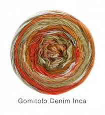 Gomitolo Denim Inca 158